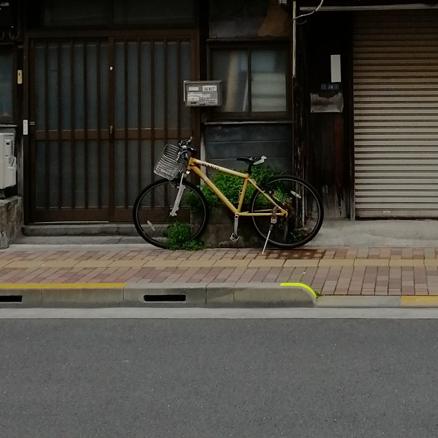 #078 自転車のはなし