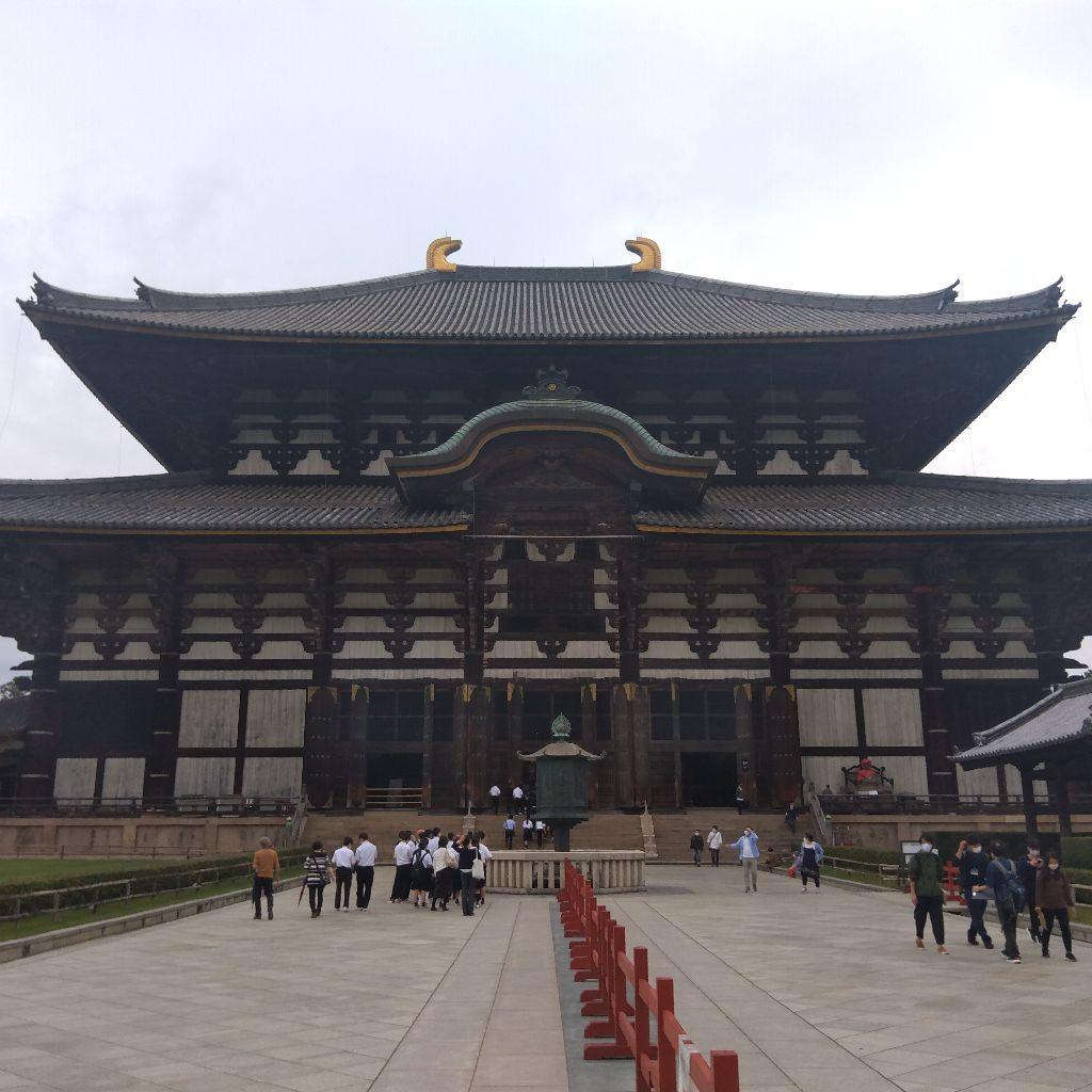 #4 昼から弾丸!奈良の旅