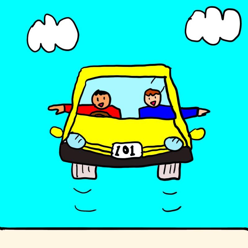 第8回お暇ラジオ『運転免許にまつわる話』