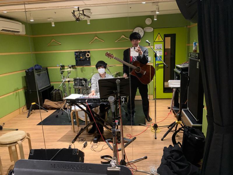 ユメミライ(ギター&ピアノver)