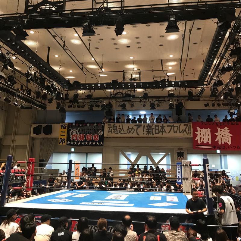 ②小川真紀子はなぜ新日本プロレスにハマったのか