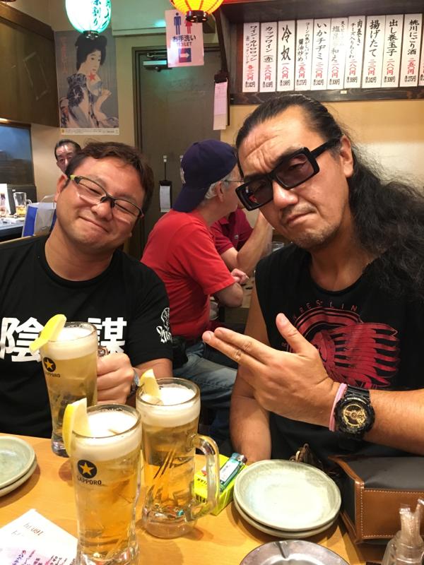 アジアンから帰還した神楽さんとGOSAKUさん5