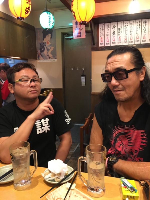 アジアンから帰還した神楽さんとGOSAKUさん6