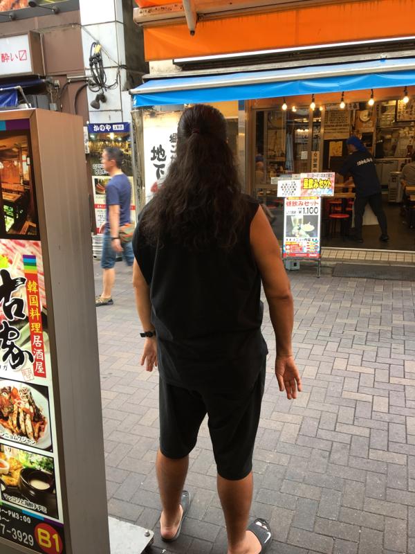 アジアンから帰還した神楽さんとGOSAKUさん7