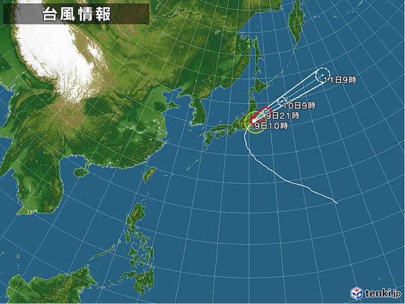 台湾人の日本観察日記①〜なぜ台風の日に日本人は休まないでしょうか〜