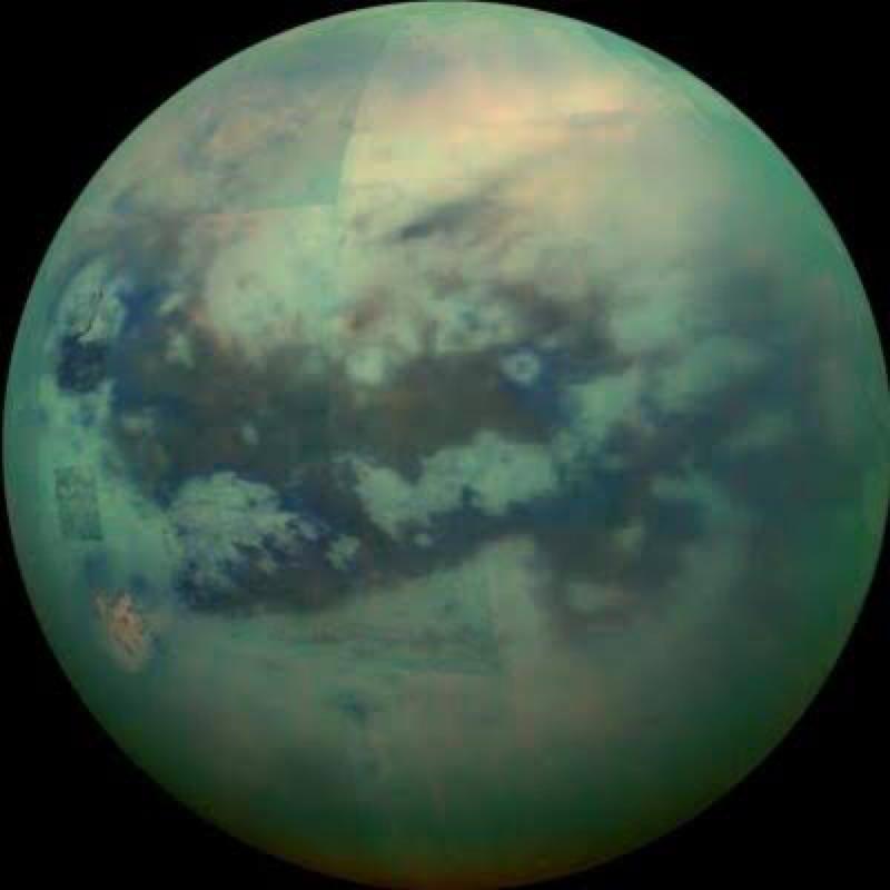 ♋️402: 寝る前の地味な土星の衛星「タイタン」を愛でる回