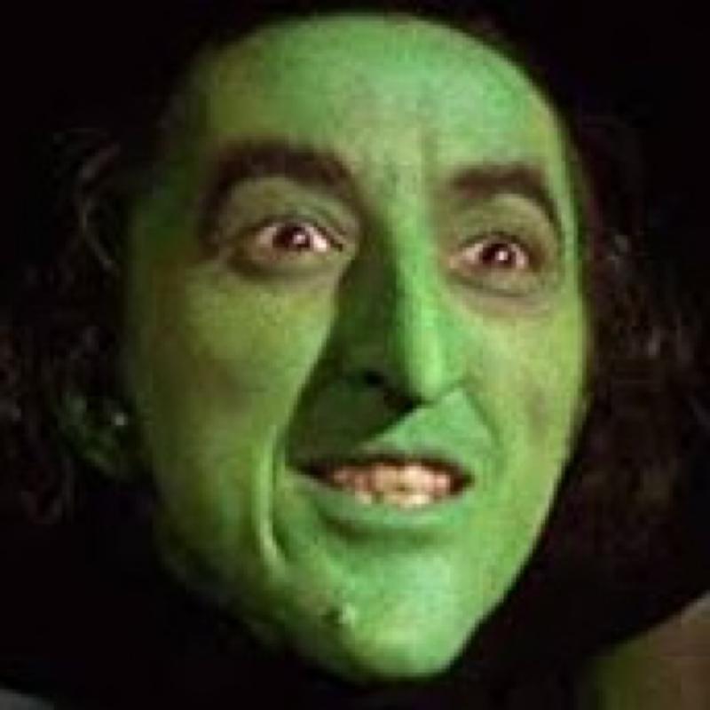 ♋️432:西の悪い魔女の顔色がピーマン過ぎた