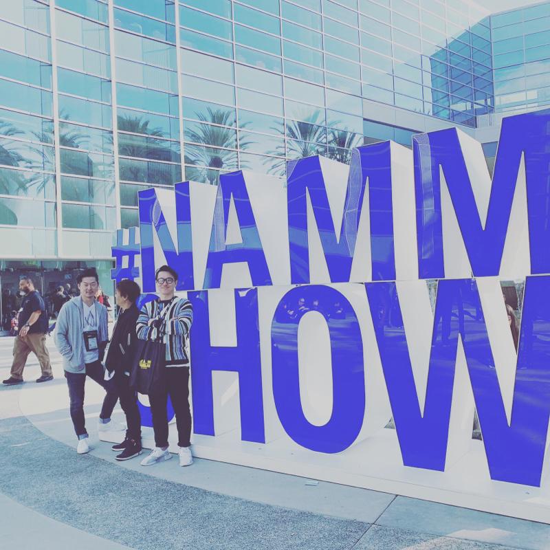 NAMMShowレポート!最終日!
