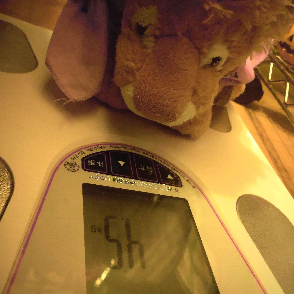 @:267「御乱心!体重計の谷高さん」