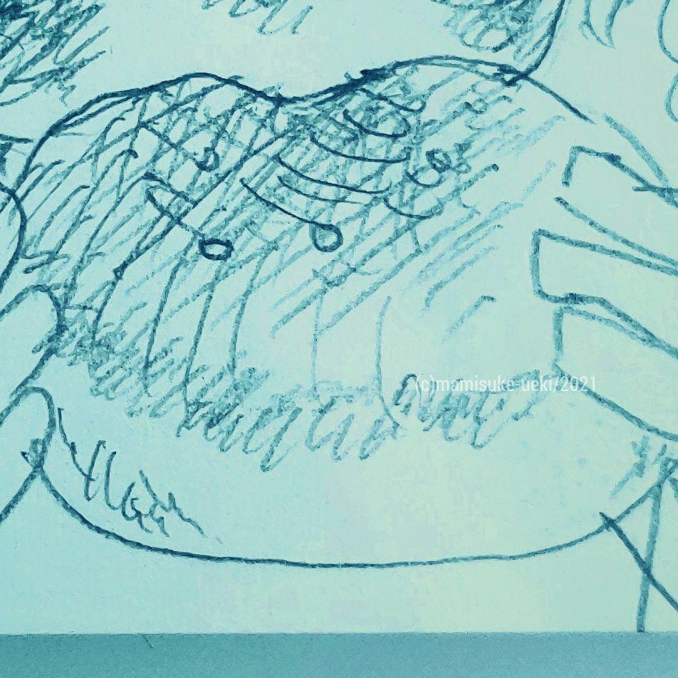 @:447【作画中実況012】進め!オーロラ号。