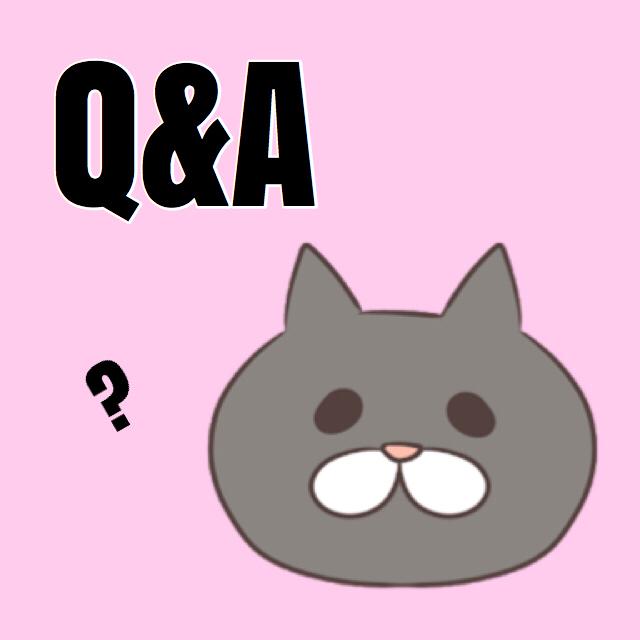 Q&A◎気になる人への、アプローチ方法