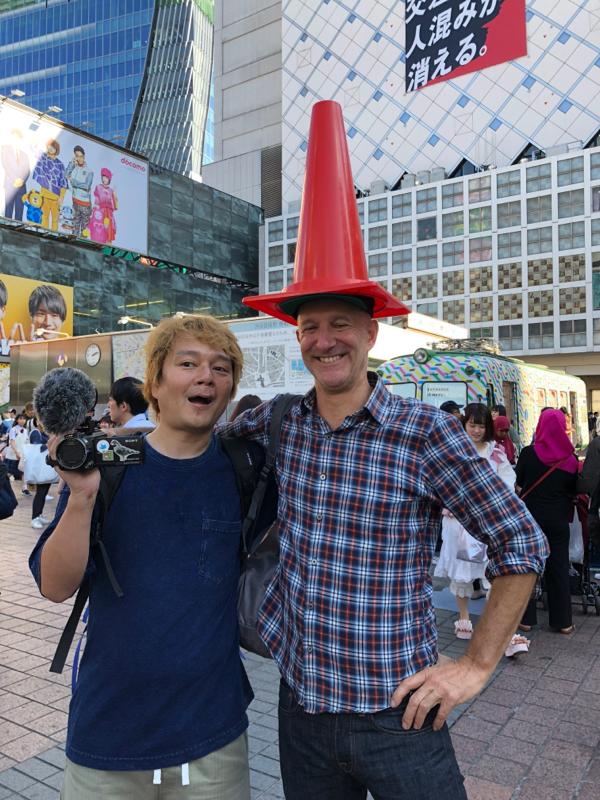 渋谷で面白ビデオを撮った話