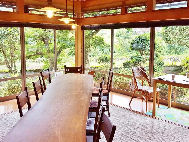 大阪から、鳥取に移住して古民家カフェを始めた、えばこさん