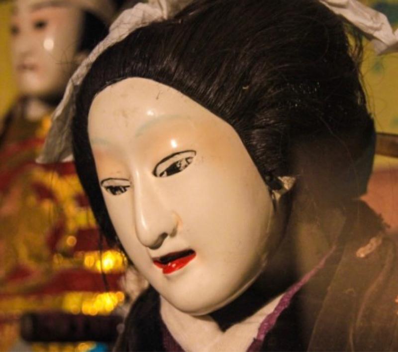 文楽 男前、人形遣い吉田玉翔さん二日目です。