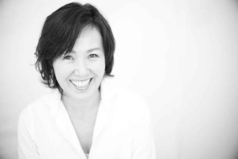 「ボストン日本祭り」代表 八代江津子さん。2日目です。