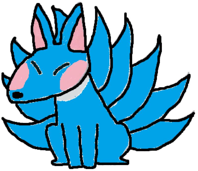 blue9トーーーーク