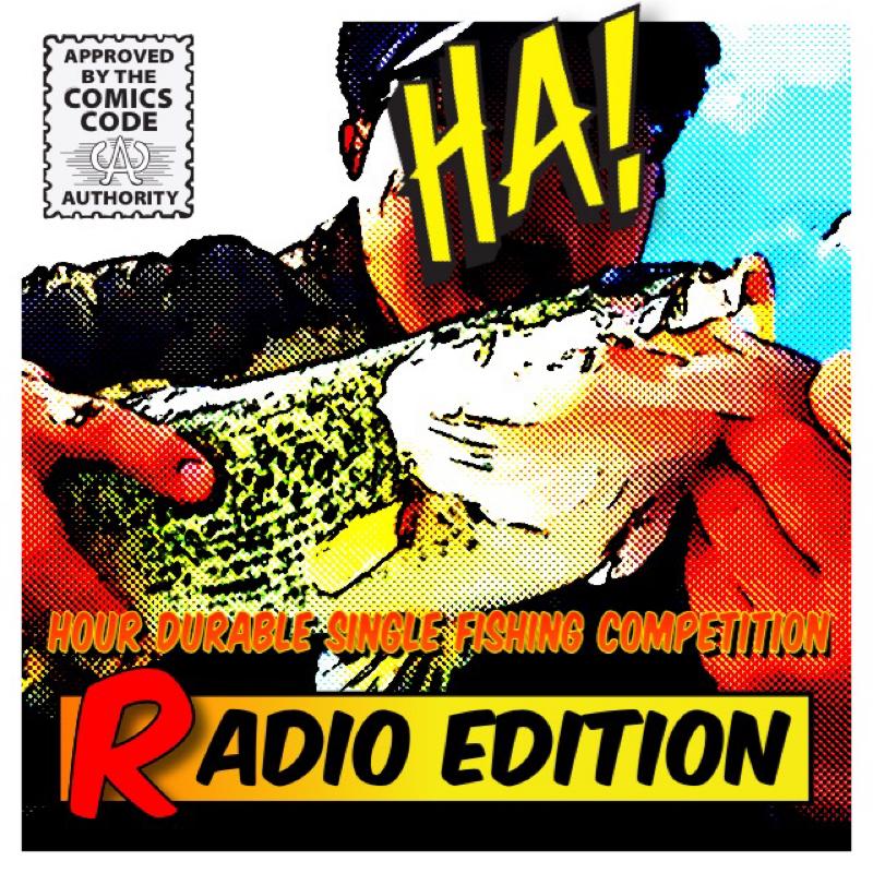 12時間耐久ひとり釣り大会・ラジオ番外編
