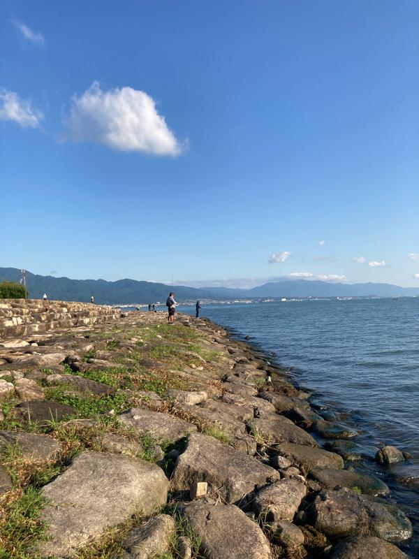 其の63 3ヶ月ぶりの更新です。琵琶湖釣行行ってきた!なんぞ。