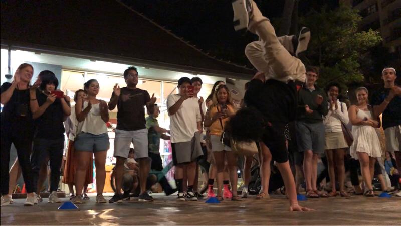 #26 ハワイのストリートパフォーマンスに混ざって踊った中で 得た事