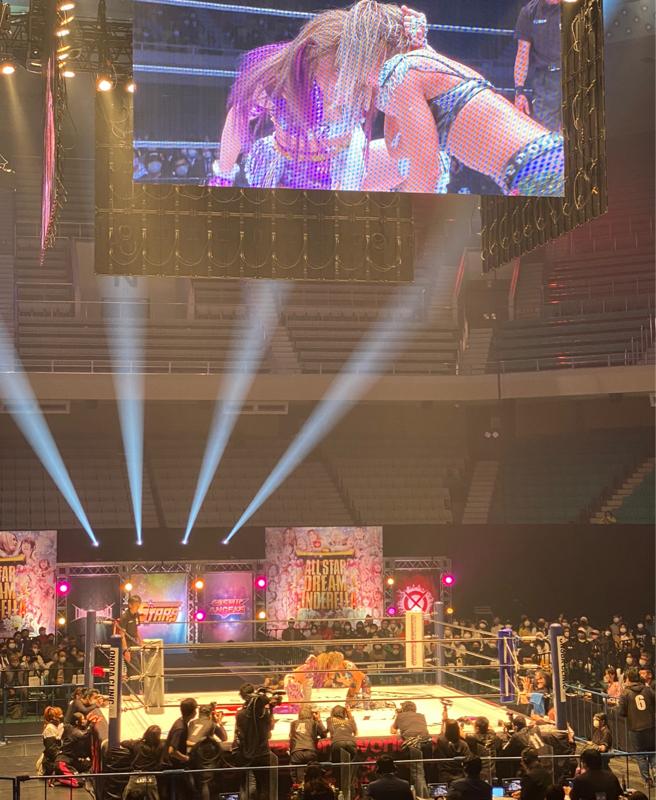 #99 女子プロレスSTARDOM 10周年記念大会in日本武道館