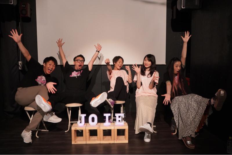 #162 主演舞台【Joie!】の上映会がありました