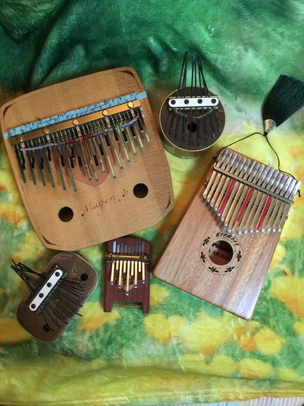 #01 自己紹介とアフリカの民族楽器カリンバについて