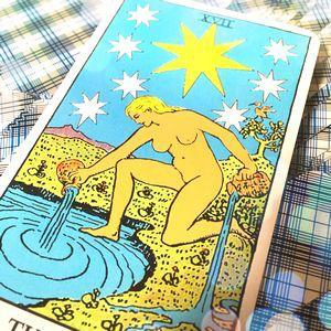 #7 タロットカードの「星」について