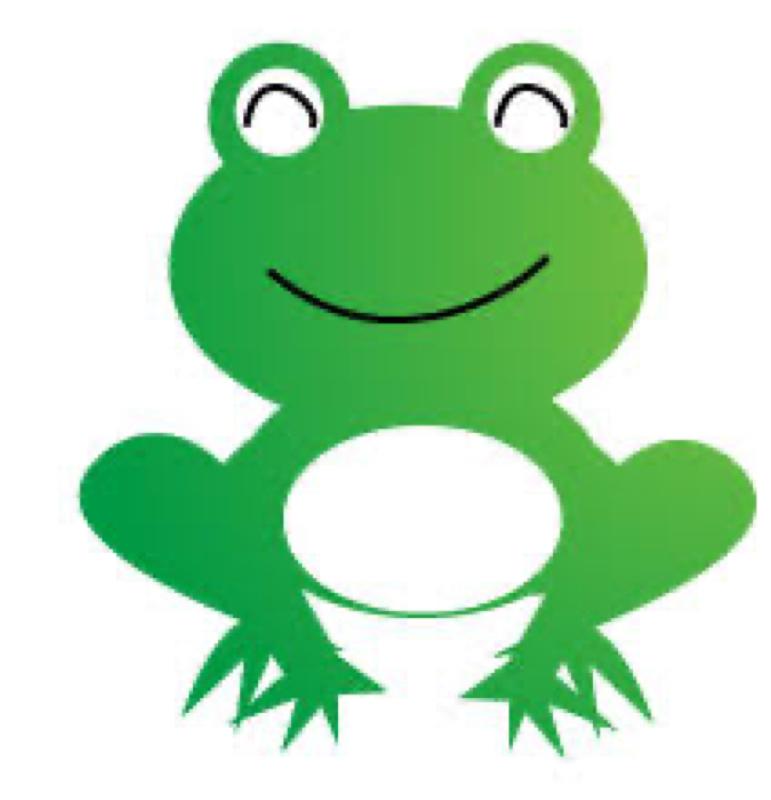 『蛙の子はカエル』