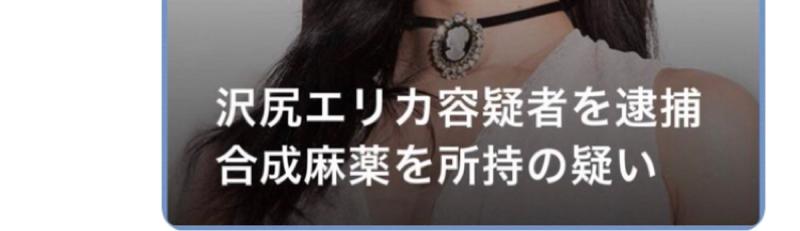 #16 沢尻エリカさん覚醒剤逮捕で思うこと