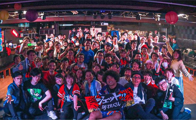 #112 DJ わいざん東名阪ツアー大阪‼️