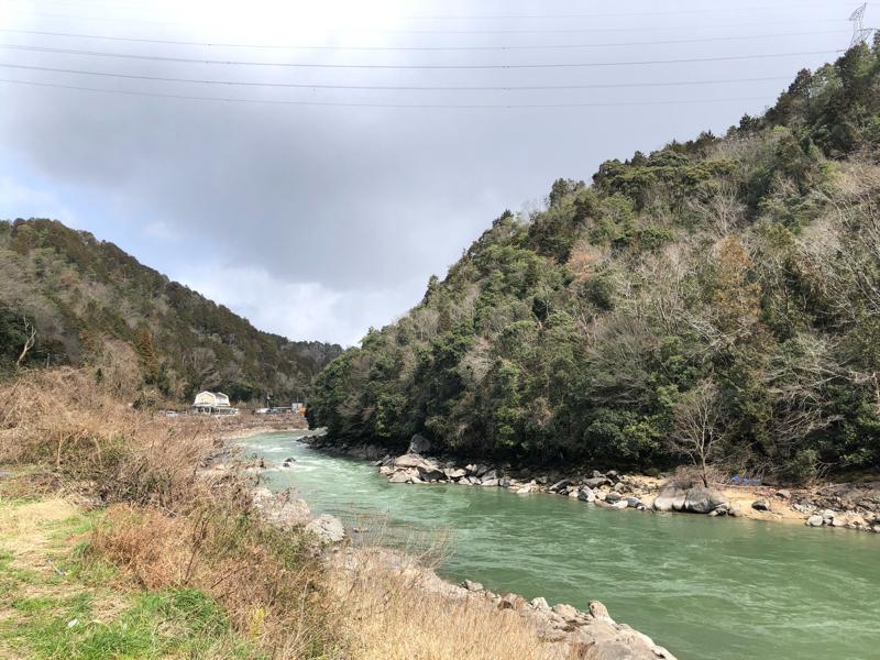 #129 琵琶湖、瀬田川からの雑談^ ^