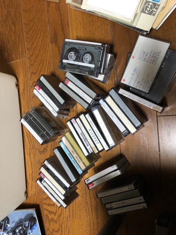 #219 続きのカセットテープ話‼️