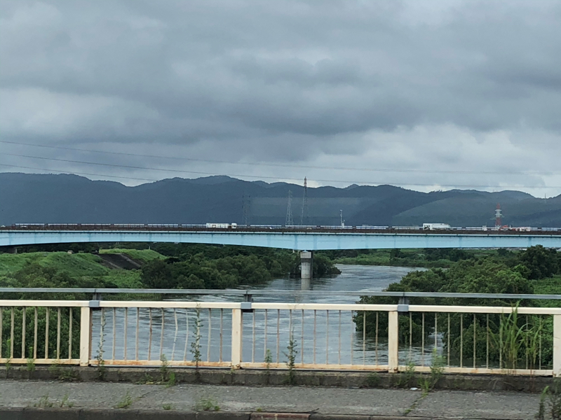 #302 川 〜river〜 からの…