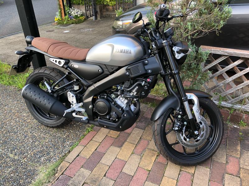 #560 バイク購入しました
