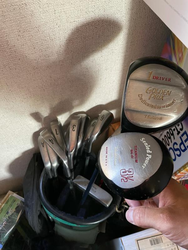 #610 ゴルフについてちょっとだけ…