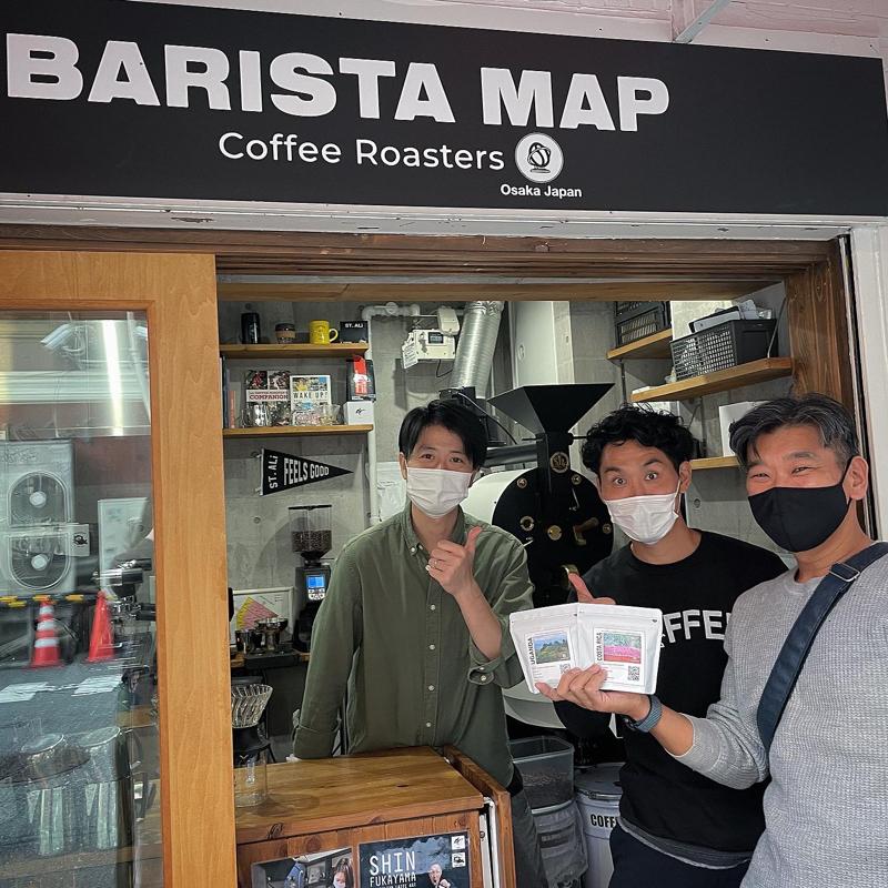 #745 バリスタマップコーヒーに行ってきました☕️
