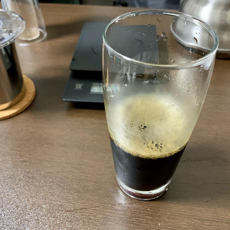 101.急冷式のアイスコーヒーと喫茶すみへいの現状