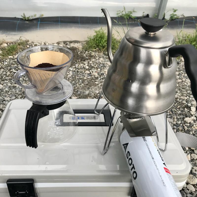 188.3/23 桜の季節にコーヒーを飲む