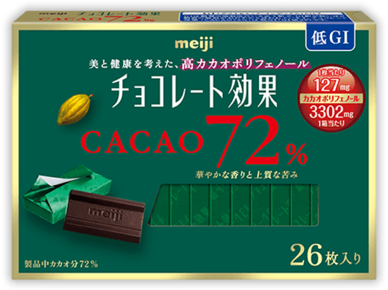 #6 ダイエット中でもチョコレートは食べたい!