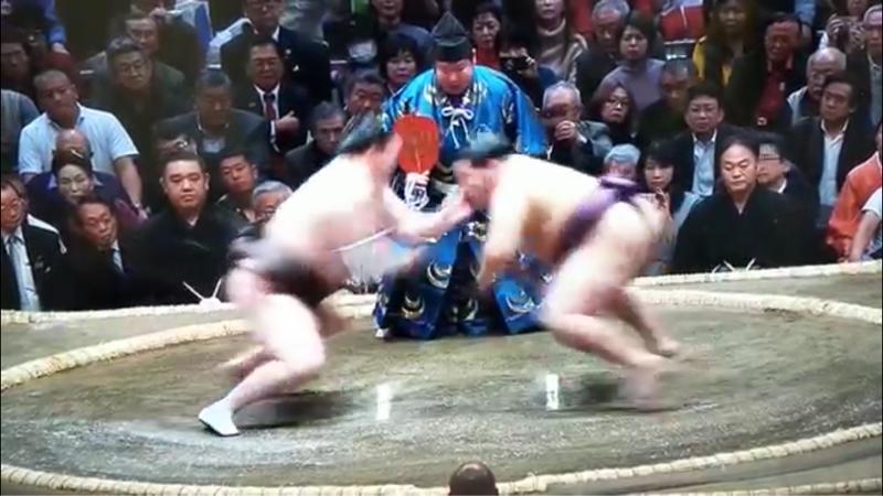 #27 初場所二日目 遠藤が白鵬に快勝出来たわけ