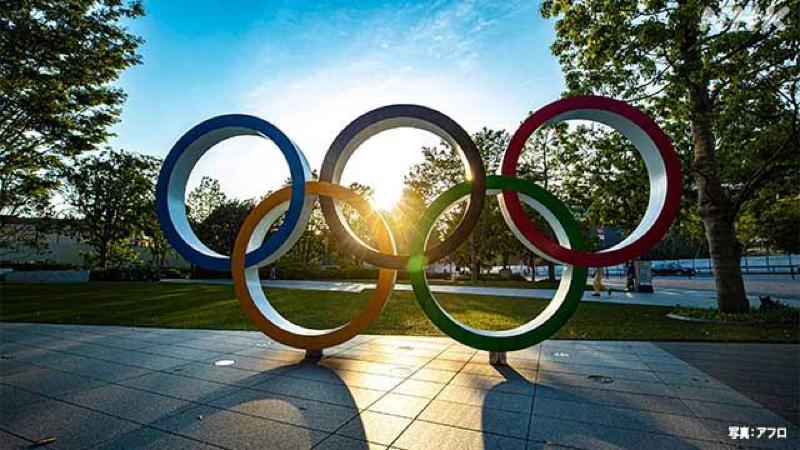 #131 オリンピック開会式ですね