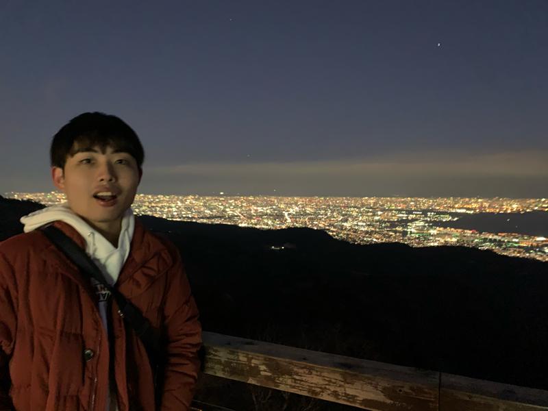 【六甲山】夜景を台無しにされた話【神戸大阪】