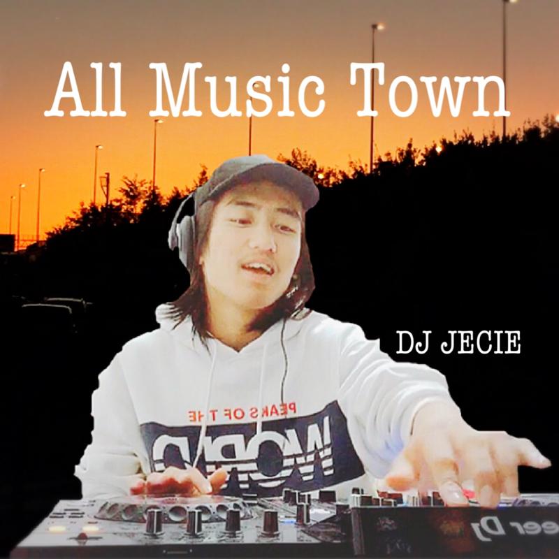 DJ JECIEのAll Music Town#2【ロック編 前編】
