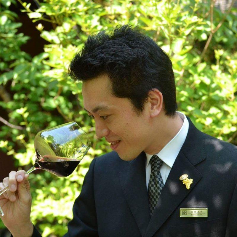 ワインの勉強会?旅館でのワイン会の可能性!
