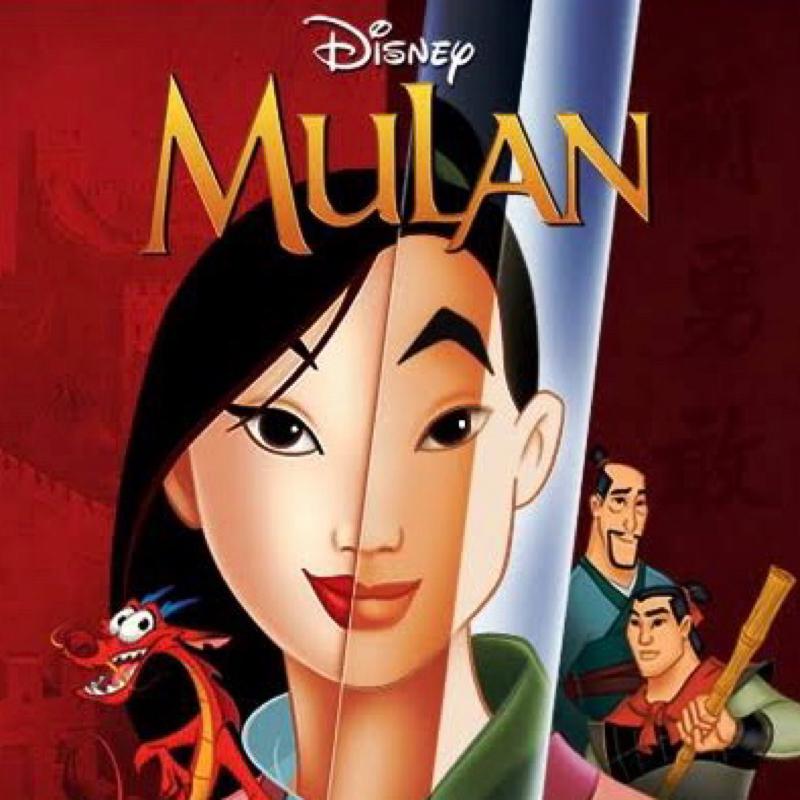 #6 ディズニー映画「ムーラン」を題材に、好きなことプレゼン大会に出た話