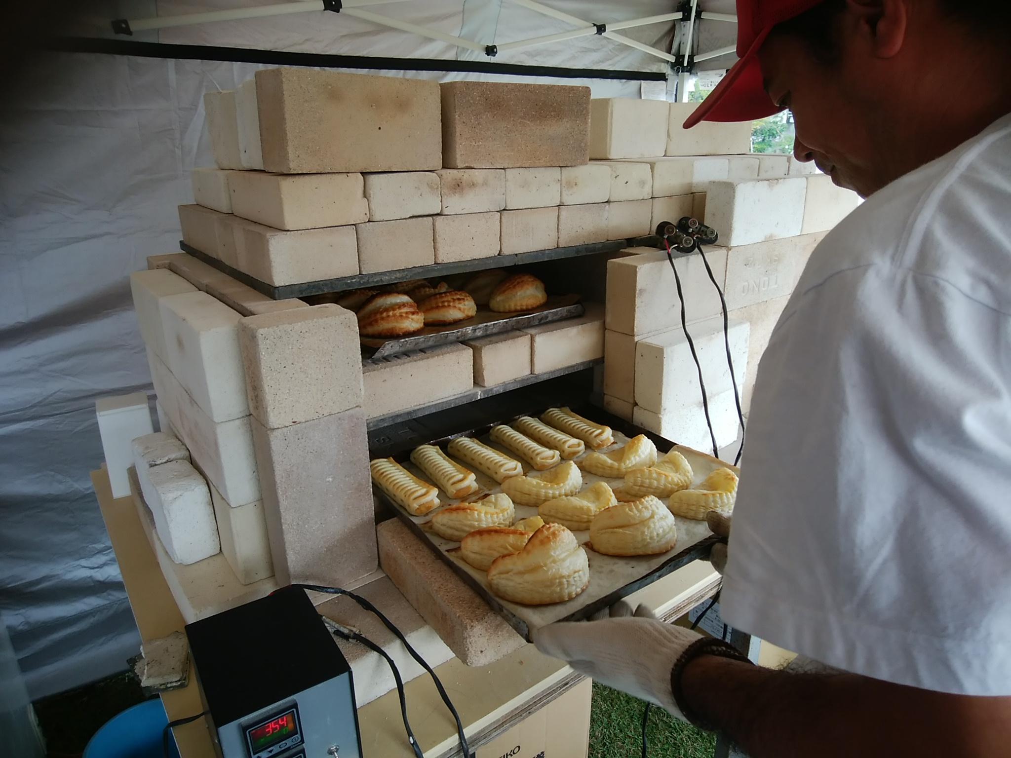 #6 信楽窯焼きアップルパイの秘密