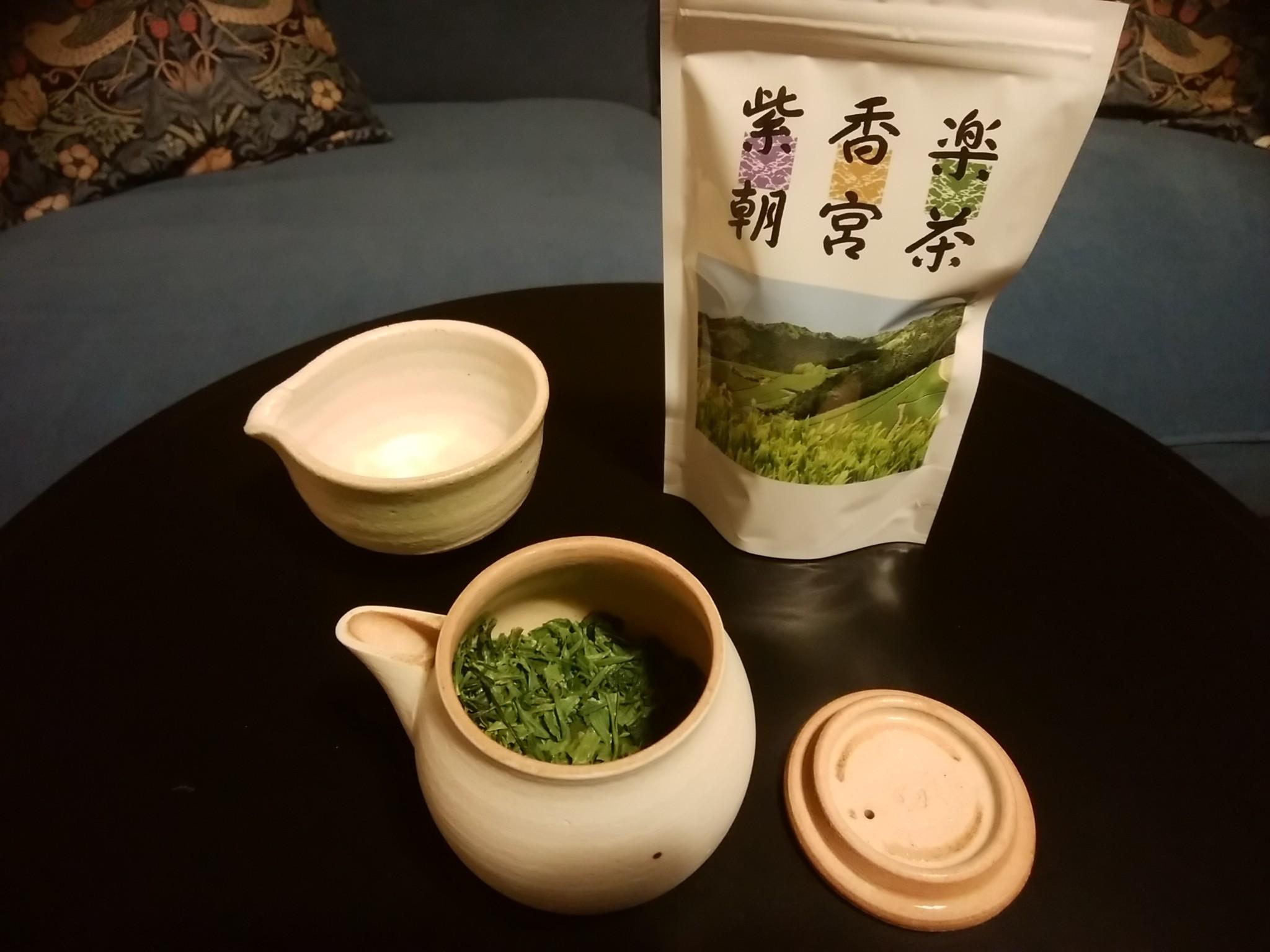 #ハードル高いと思われがちな煎茶の楽しみ方~器から食べ方まで~