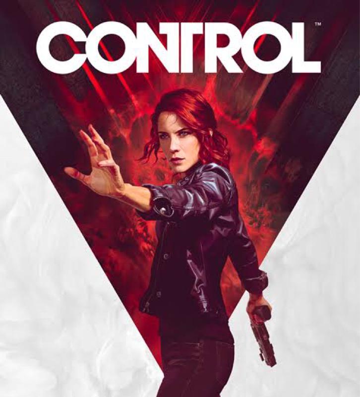 注目作の「CONTROL」