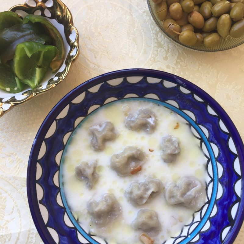 #2 パレスチナの家庭料理 シューシュバラック