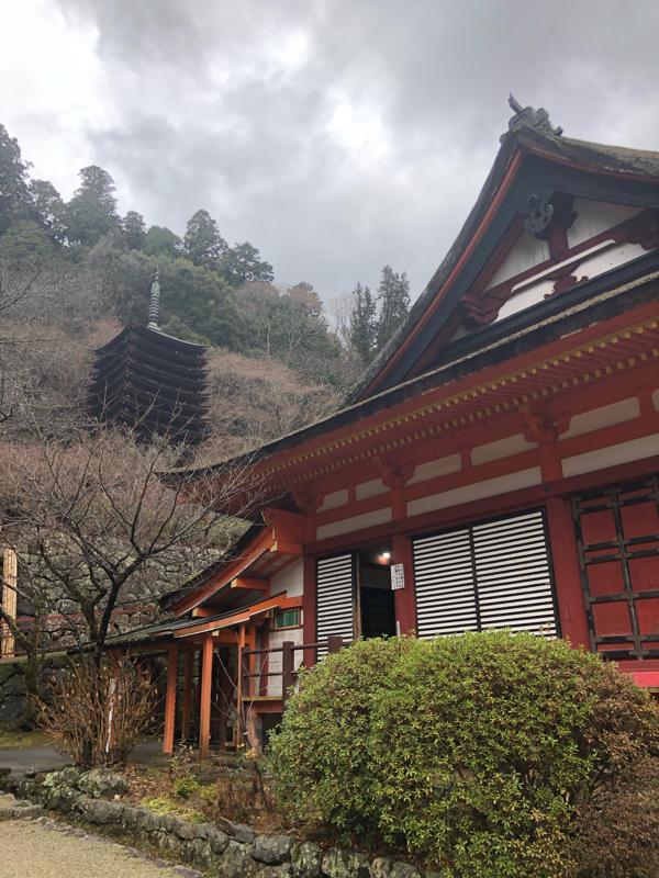 談山神社さんに行った後の不思議体験